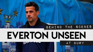 EVERTON UNSEEN #12: BEHIND THE SCENES AT BURY, AWAY KIT SHOOT + MORE