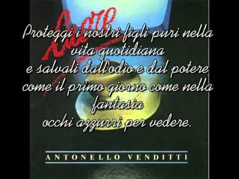 Antonello Venditti – Stella con testo