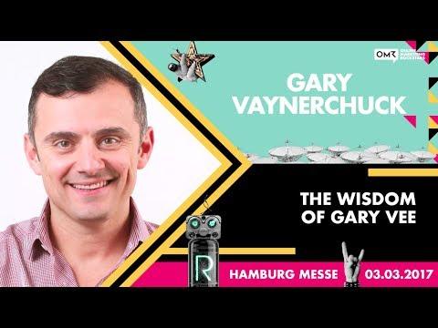 Gary Vaynerchuk. The Wisdom of Gary Vee – Online Marketing Rockstars Keynote   OMR17