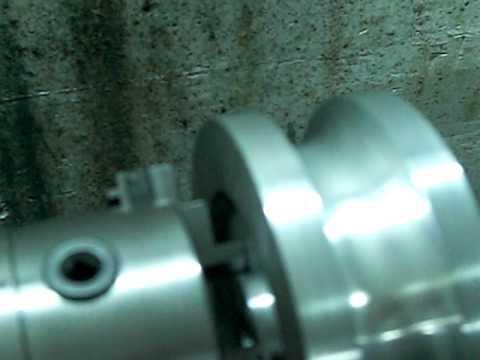 home made tube bending die #2