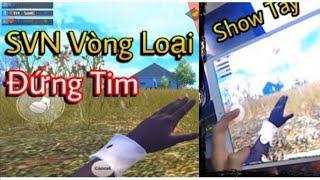 PUBG MOBILE || Team SVN và vòng loại tuần 2 | TuấnHC TV , Ân ST, Tuấn AB và Lee