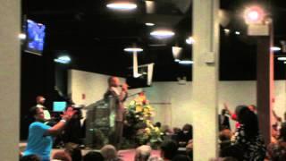 Tis so sweet to trust in Jesus - New Destiny Fellowship International Gathering 2014