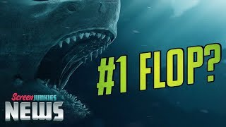 'The Meg' Opens #1 But Is It a Flop? - Charting with Dan!