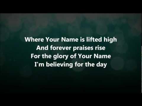 You Hold Me Now - Hillsong United w/ Lyrics