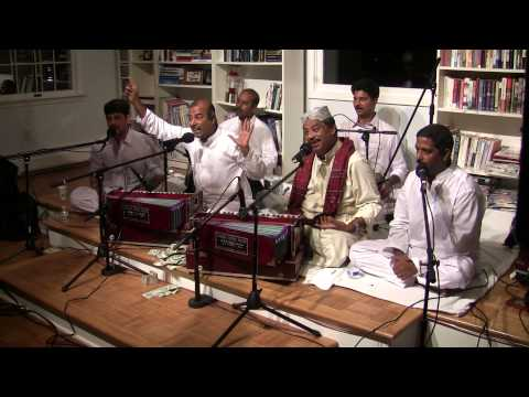 Mori Rang do Chunariya By Abu Muhammad and Farid Ayaz Qawwal