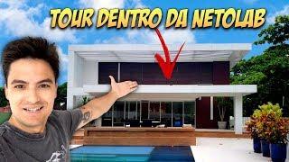 TOUR DENTRO DA NETOLAB