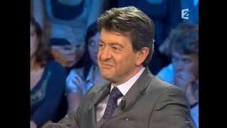Jean-Luc Mélenchon - On n'est pas couché 8 septembre 2007 #ONPC