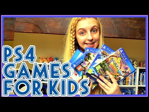 PS4 Games For Kids!!   Recommendations