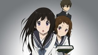 GR Anime Review: Hyouka