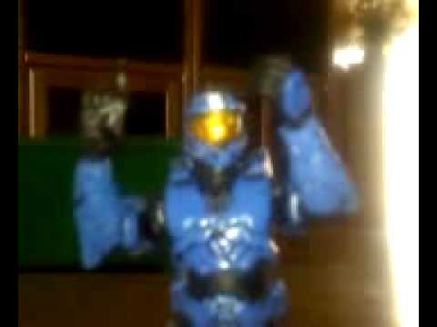 toy story 4 robot chicken. Halo 3 Robot Chicken Episode 2