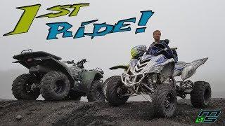 First Ride | Raptor 700!!!