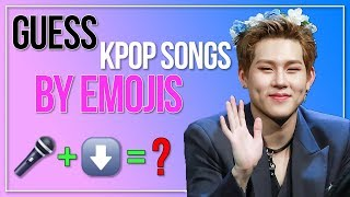 Download Lagu GUESS THE KPOP SONG BY EMOJIS 😂😍😋 | Part 2 | KPOP Challenge Gratis STAFABAND