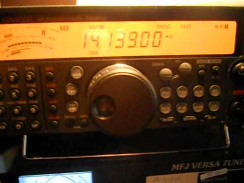 HK1NA - DX COLOMBIA AMATEUR RADIO CLUB - WAE contest - 08:49 utc-09-Sep-2012 - 20 meters band