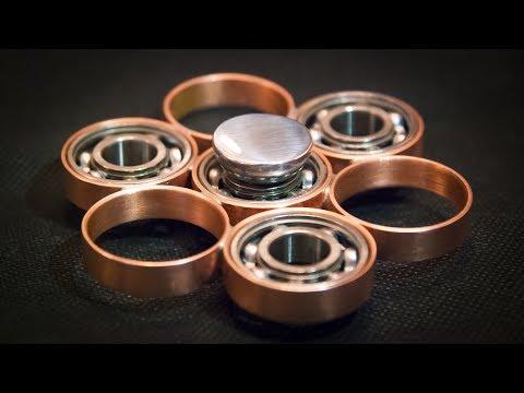 DIY Fidget Spinner How To Make