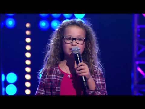 9-Year Old GIRL Sings LIKE Mel B From Spice Girls - Wannabe & Shocks The World