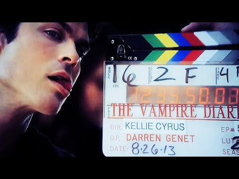 ● The Vampire Diaries | Season 5 Bloopers [HD]