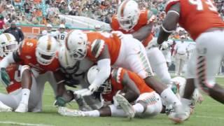 Jamal Carter Highlights - Safety - University of Miami
