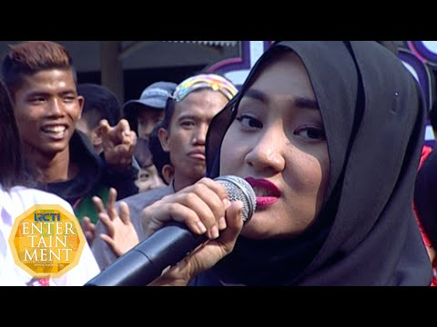 Fatin Shidqia - Away [Dahsyat] [2 10 2015]