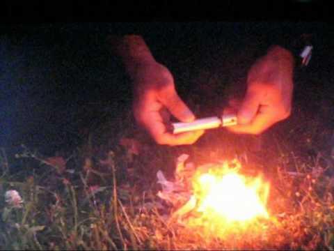 Aurora Fire Starter.mpg