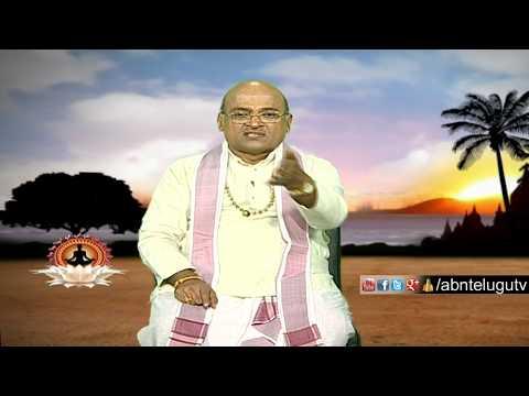 Garikapati Narasimha Rao About Creation Of Universe | Nava Jeevana Vedam | ABN Telugu