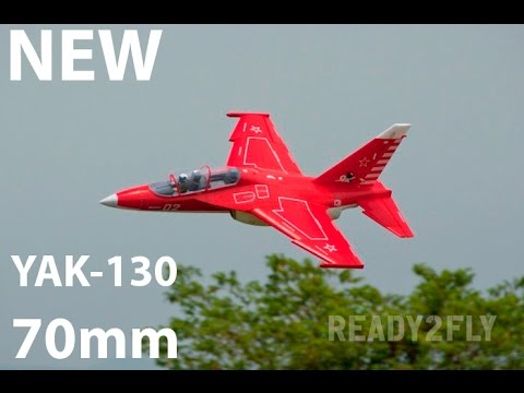 Freewing Yak-130 70mm 6S by ready2fly