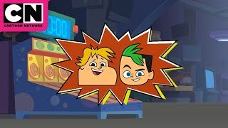 Total Dramarama | The Timeout Tunnel | Cartoon Network