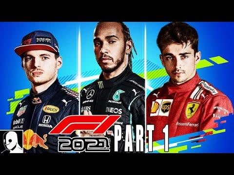 F1 2021 Braking Point Deutsch PS5 Part 1 - Story Modus für das neue Formel 1 2021 Game !