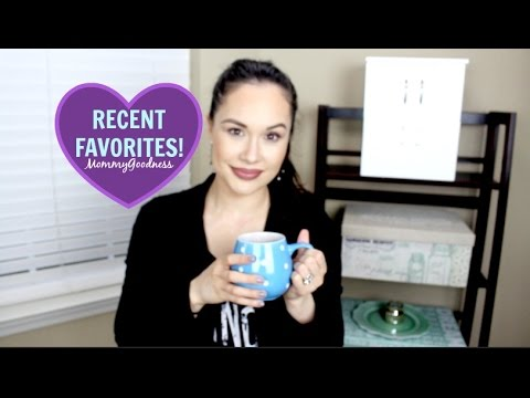 RECENT FAVES WITH US! 💚 TEA, COFFEE, HEALTH & MORE!