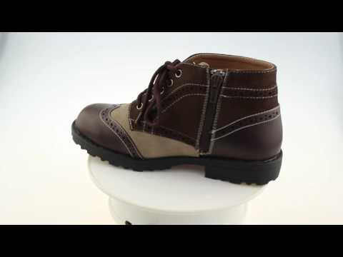 Children Winter Leather School Shoes Fashion Footwear Kid Chelsea Boots