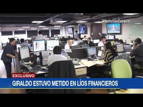 Andrés Giraldo, Implicado En Caso Odebrecht, Estuvo Envuelto En Líos Financieros