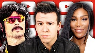 Wow! Deadspin Anti-NYPD Spider-Man Laziness, Serena Williams Controversy Escalates, & Dr DisRespect