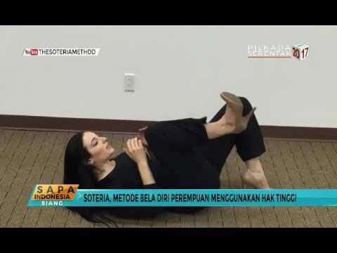 Soteria, Metode Bela Diri dengan Sepatu Hak Tinggi #1