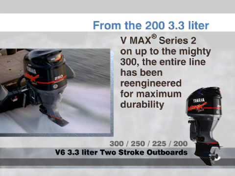 Vmax Series Yamaha Outboards Vmax Series