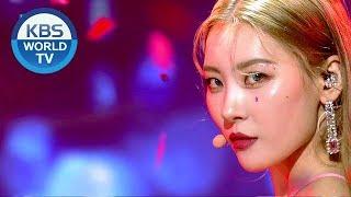 Sunmi Siren 선미 사이렌 Music Bank Hot Stage 2018 09 21