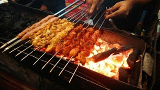 RAMZAN SPECIAL STREET FOOD : SHEEK KABABS