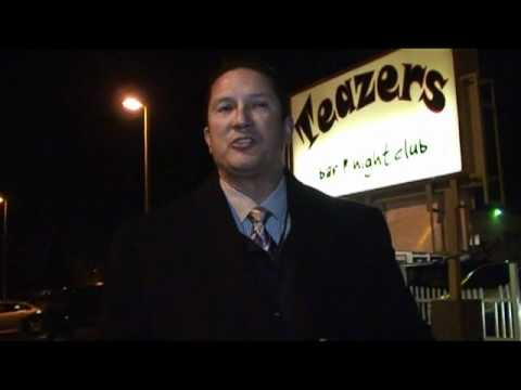 Teazers night club bouncer shot dead while doing his job in Victorville, Ca ...