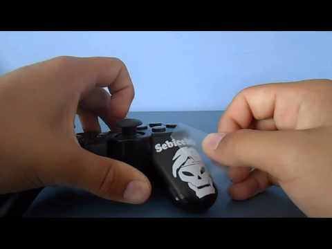 Custom your PS3 controller without having to paint it - VINIL / STICKER WORD /