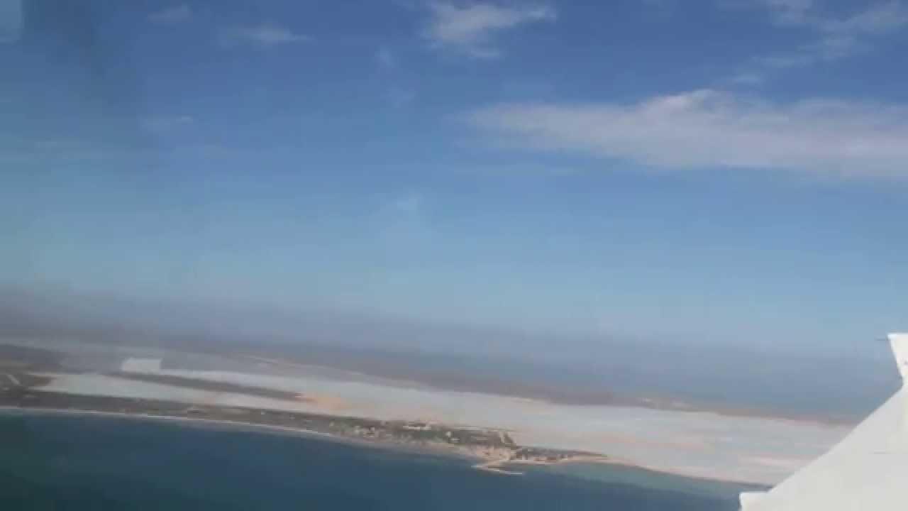 Shark Bay Salt Pty Ltd wa Landing at Shark Bay Salt