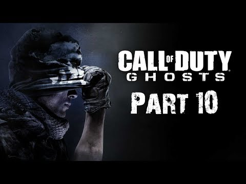 Call of Duty Ghosts Gameplay Walkthrough Part 10 – Campaign Mission 10 – Clockwork