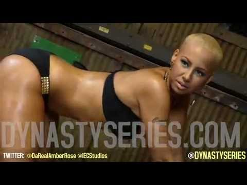 Amber Rose Dynasty Series TV Photo Shoot | Hip Hop Blog