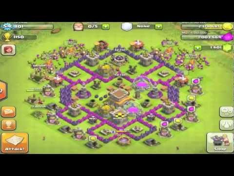 What to do when you get Townhall Level 8!