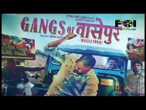 Watch Gangs Of Wasseypur Music Launch