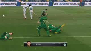 FIFA ONLINE 3 JUVENTUS FULL +8 DEBUT!