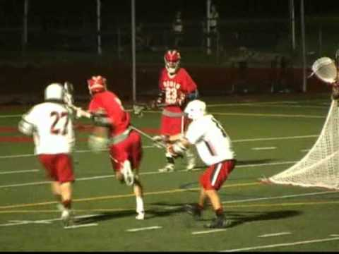 #27 Zack Zemer Brophy College Preparatory Lacrosse Junior Highlights Class of 2012