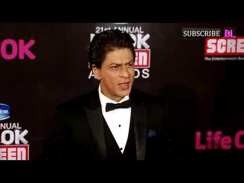 Red Carpet 21st Annual Life Ok Screen Awards | Shah Rukh Khan