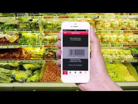 Aplicación móvil Supermaxi - Instructivo