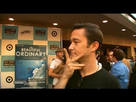 Joseph Gordon-levitt at 'The Beautiful Ordinary' Premiere 2007