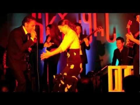 Estreno de Café Flamenco (Fotos)
