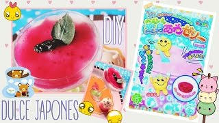 DIY: Dulce Japones - Kracie Bubble Jelly Candy / 変身あわゼリー ♥