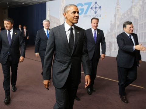 G7 Leaders Send Putin Strong Message